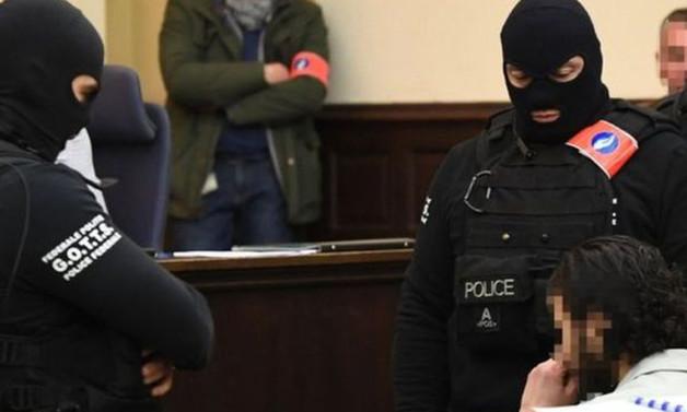 Paris saldırganı mahkemede konuşmadı