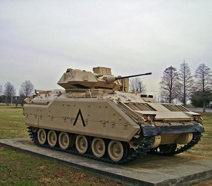 ABD, Lübnan ordusuna 8 adet M2 Bradley hibe etti