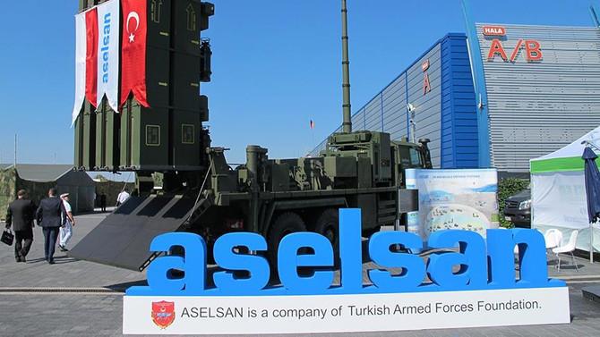 Aselsan'a 37 milyon dolarlık ek sipariş