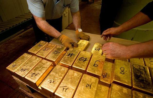 TCMB en büyük ikinci altın alıcısı oldu