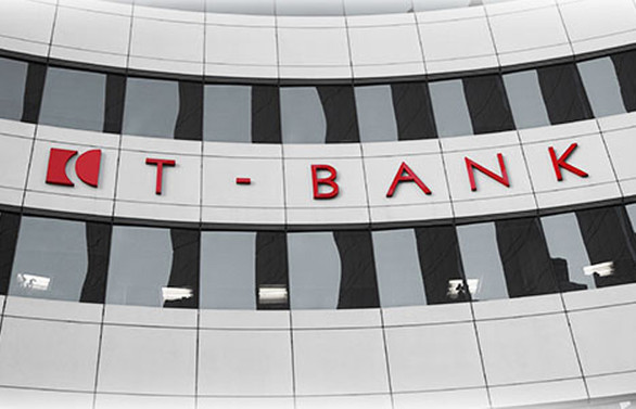 T-Bank, 33 şubeden 9'unu kapattı