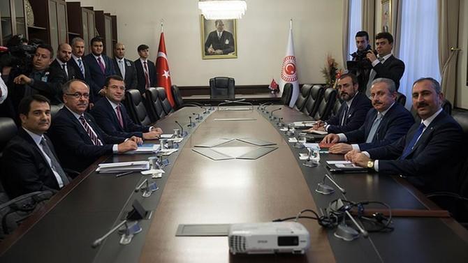 Milli Mutabakat Komisyonu beşinci kez toplandı