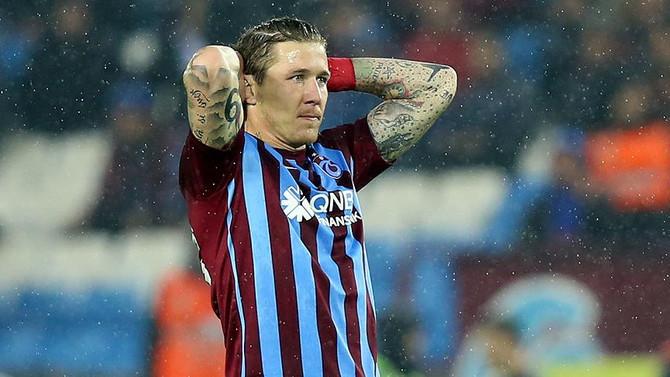 Trabzonspor, ikinci yarıya iyi başlayamadı