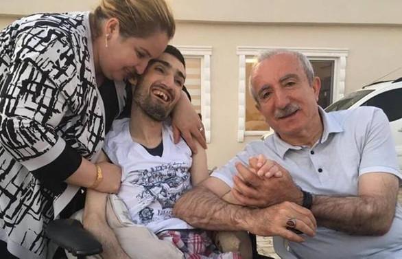 AK Parti'li Miroğlu'nun acı günü