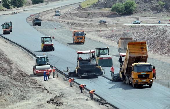 Alarko, Kazakistan'da yol inşa edecek