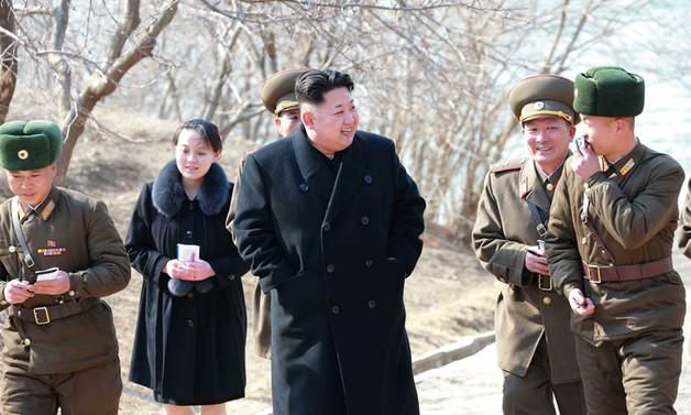 Kuzey Kore lideri Kim'in kızkardeşi, Güney Kore'ye gidiyor
