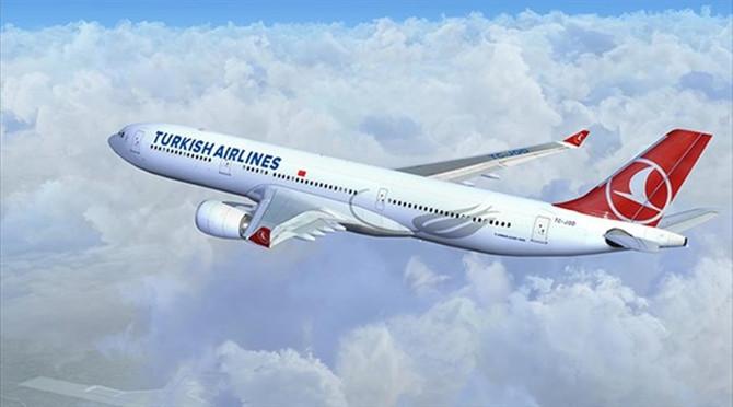 Avrupa hava trafiğinde Türkiye damgası