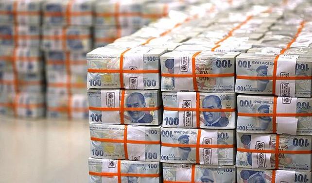Hazine 1.5 milyar lira açık verdi