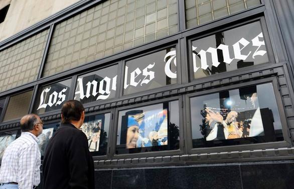 44 Pulitzer Ödüllü gazete satıldı