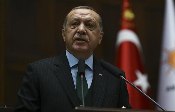 Erdoğan'dan Tanal hakkında suç duyurusu