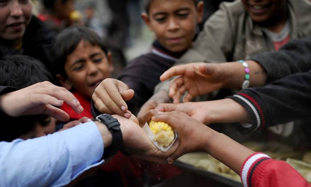 Açlıkla mücadele için bir milyar dolar gerekli