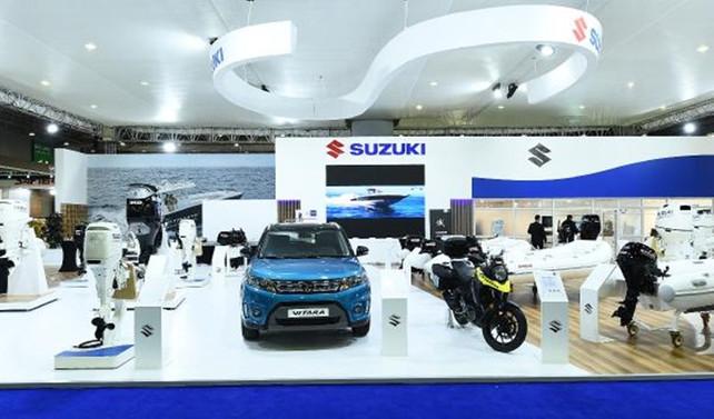 Suzuki denizde yüzde 30 büyüyecek