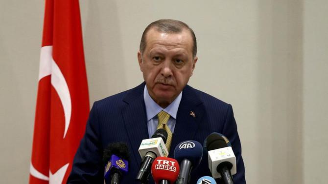 Erdoğan: Ejderhayı yarı canlı bırakmayacaksın