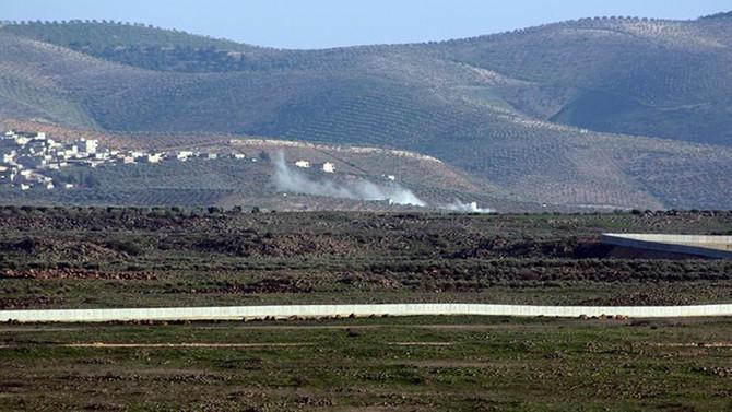 Afrin'de 116 nokta ele geçirildi