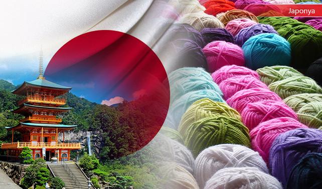 Japon firma yün iplik ithal edecek