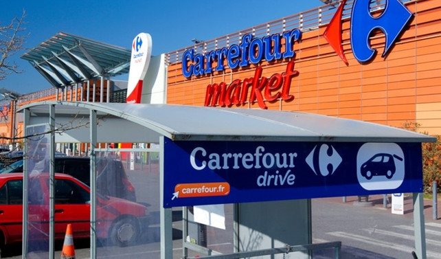Carrefour 2017'de zarar yazdı