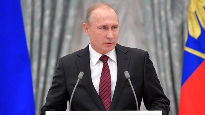 Putin: Dünyanın her yerini vurabilecek nükleer füze ürettik