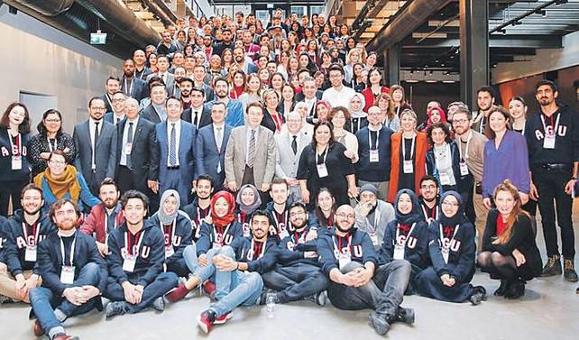 Genç işsizliğe çare için 37 ülkeden 200 kişi Kayseri'de buluştu