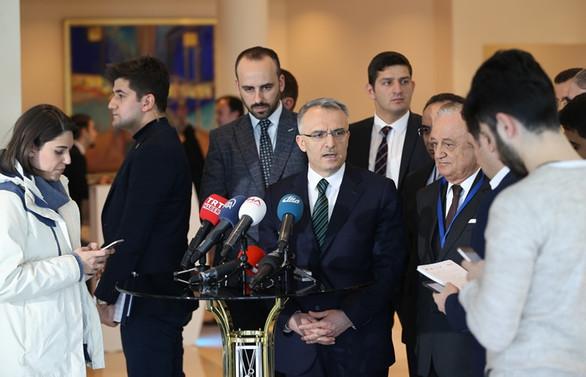 Ağbal: KDV tasarısı bütçe hedefini etkilemeyecek