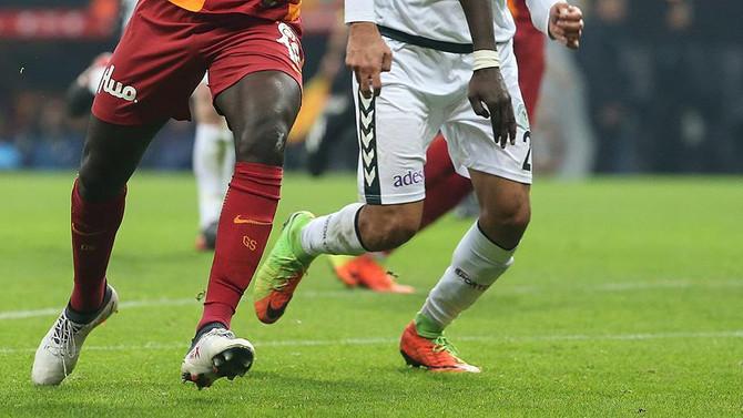 Galatasaray'ın konuğu Atiker Konyaspor