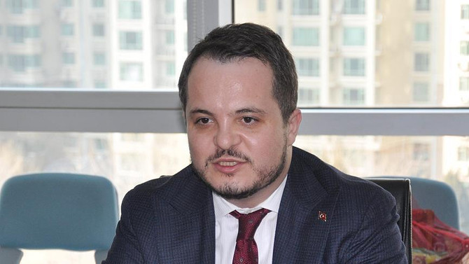 Ermut: Türkiye'ye doğrudan Çin yatırımları ivme kazandı