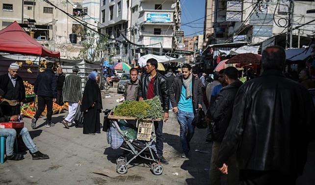 'Gazze'de alım gücü yüzde 60 azaldı'