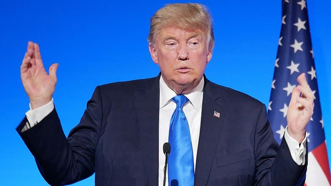 Trump: Dünyanın gördüğü en büyük anlaşma olabilir