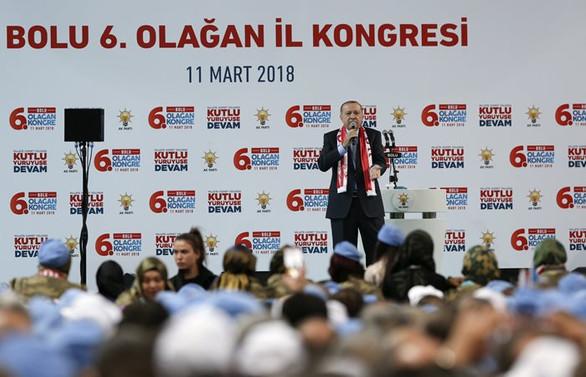 Erdoğan, NATO çağrısını yineledi