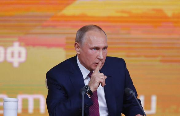 Putin: Pegasus uçağını vurma emri verdim