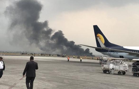 Nepal'de yolcu uçağı düştü: 49 ölü, 22 yaralı