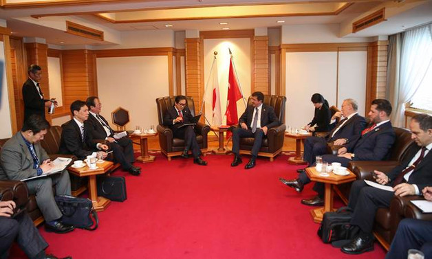 Zeybekci: Türkiye'de Japon firmalar için büyük fırsat var