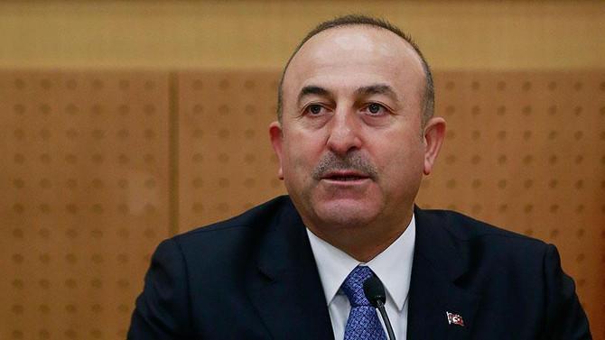 Çavuşoğlu: YPG, Menbiç'ten çekilecek