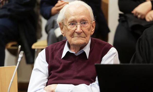 En yaşlı Nazi, 96 yaşında öldü