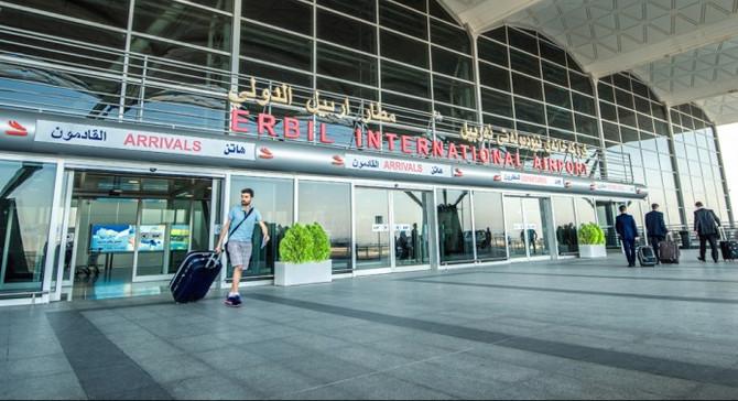 Kuzey Irak'ta uçuş yasağı kalktı