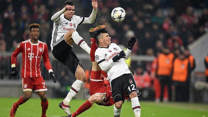 Bayern Münih'in Beşiktaş maçı kadrosu belli oldu