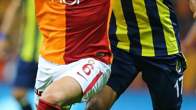 Galatasaray'ın Kadıköy'de galibiyet hasreti