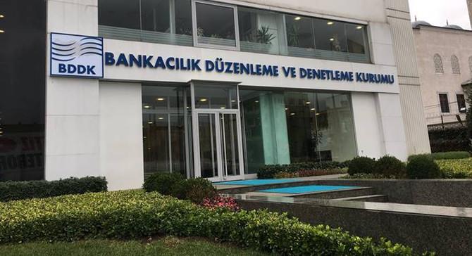 BDDK'dan tebliğ değişikliği
