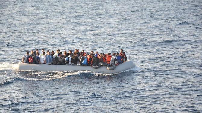 Avrupa'ya denizden yasa dışı geçişler yüzde 97 azaldı