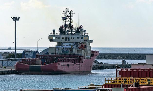 ExxonMobil gemisi Doğu Akdeniz'de