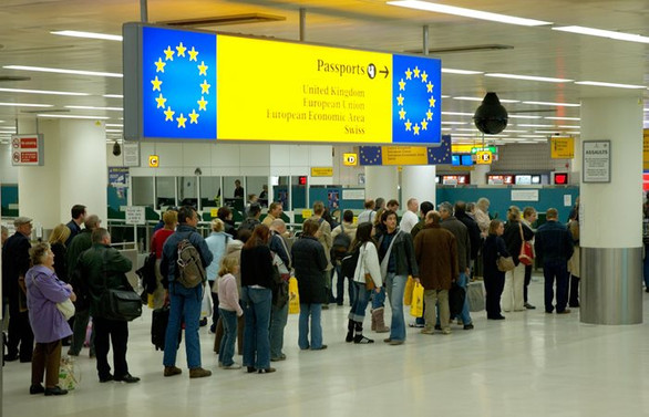 Schengen başvuruları kısalıyor