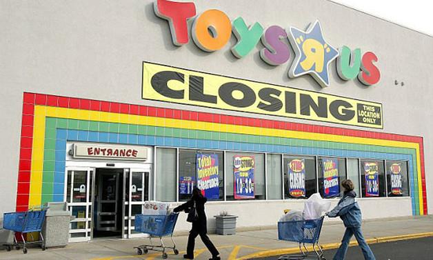 Toys R Us, İngiltere'deki tüm mağazalarını kapatıyor