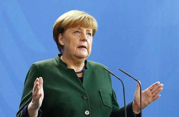 Merkel'den Trump vergilerine karşı ortak cephe çağrısı