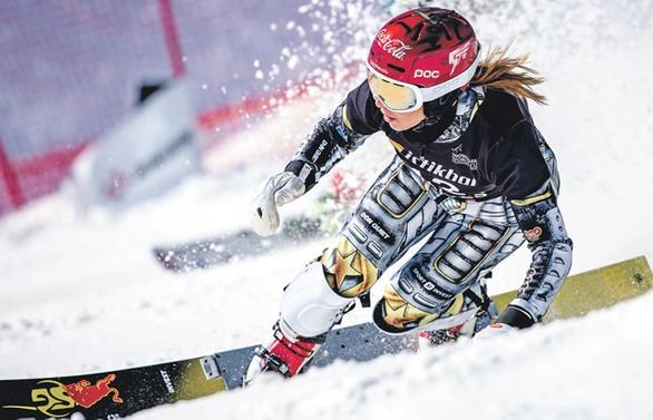 Yenilenen Erciyes, 2026 yılında Dünya Kış Sporu Olimpiyatları'na ev sahipliği yapma hedefinde