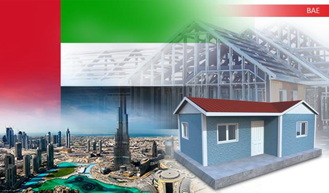 BAE prefabrik yapılar konusunda işbirliği yapmak istiyor