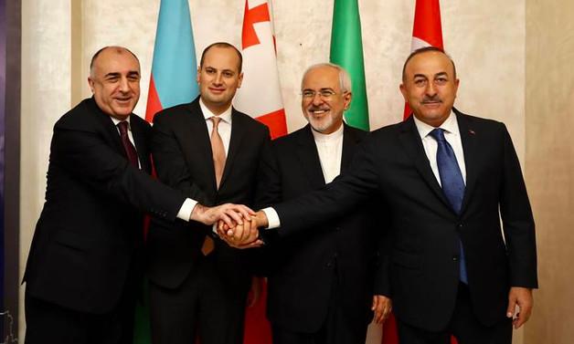 4 ülkeden istikrar ve barış için iş birliği