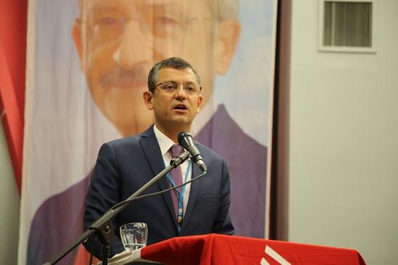 Özel'den İstiklal Marşı açıklaması