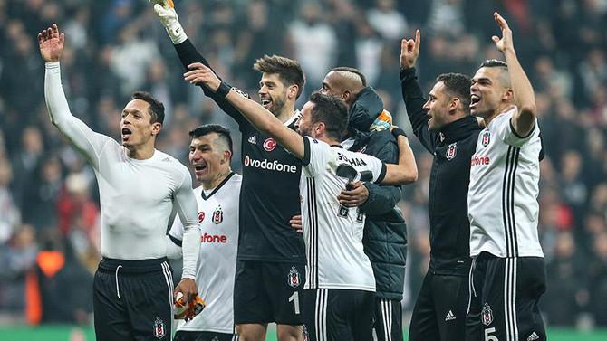Beşiktaş, bu sezonki en uzun galibiyet serisi peşinde