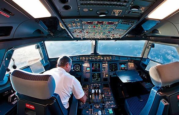 Yabancı pilot sayısı azaldı