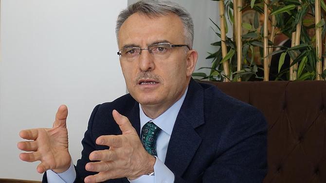 Ağbal: KDV reformu vatandaşın üzerindeki yükü alıyor
