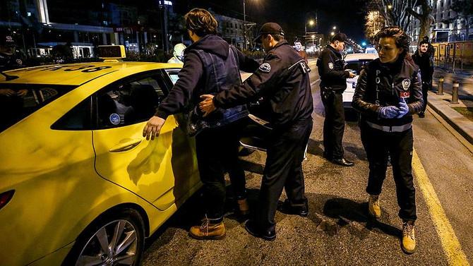 5 bin polisle Yeditepe Huzur operasyonu